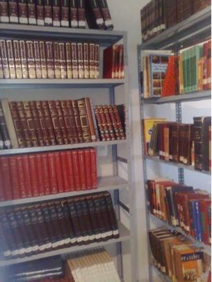 Biblioteca Comunitária em Nova Contagem